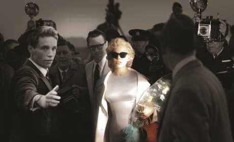 My Week with Marilyn Movie Review: Michelle Is Mesmerizing