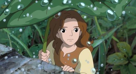 Bridgit Mendler in The Secret World of Arrietty