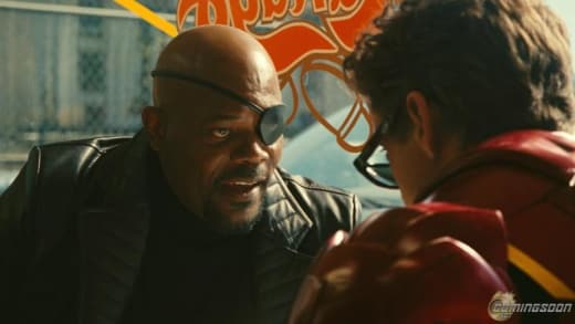 Nick Fury Has Words For Tony Stark