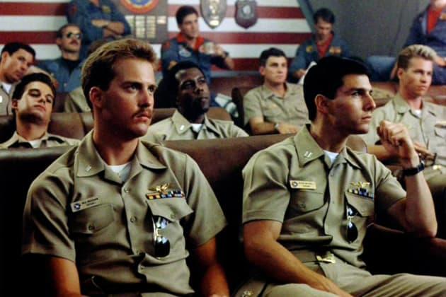Top Gun Tom Cruise Anthony Daniels