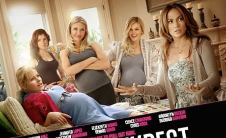 What to Expect When You're Expecting Poster: Gang's All Here