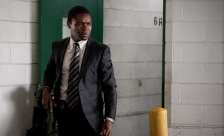 David Oyelowo in Jack Reacher