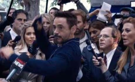 People's Choice Awards Winners: People Love Robert Downey Jr. & Iron Man 3!