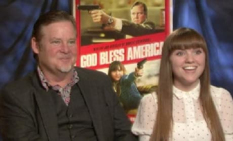 God Bless America Exclusive: Joel Murray and Tara Lynne Barr's Badass Film
