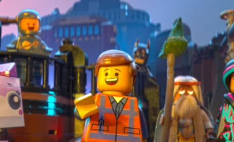 The Lego Movie Chris Pratt Everett