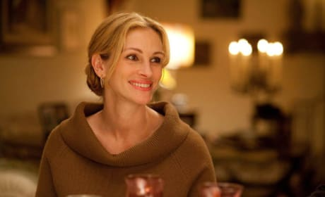 Reel Movie Reviews: Eat, Pray, Love