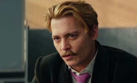 Mortdecai Johnny Depp Still