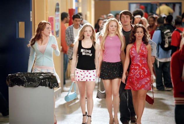 Mean Girls Cast Photo