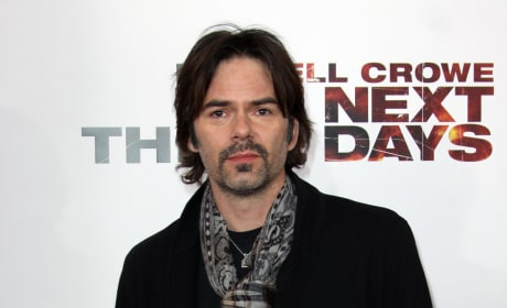 Actor Billy Burke