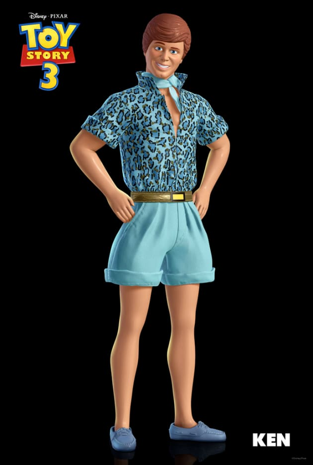 Toy Story 3's Ken