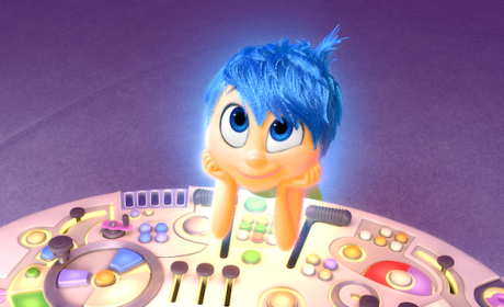 Pixar's Inside Out Amy Poehler