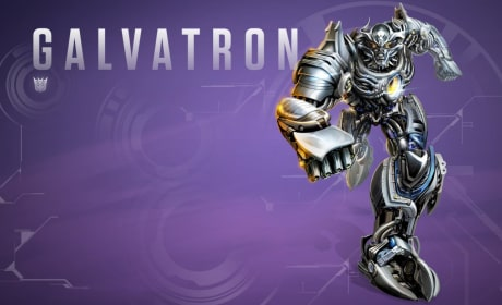 Transformers Age of Extinction Galvatron