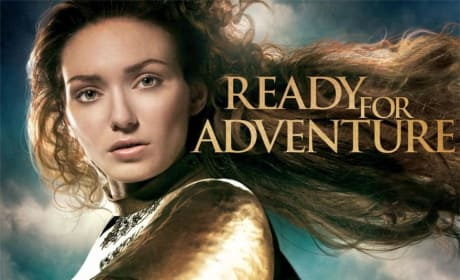 Eleanor Tomlinson Jack the Giant Slayer Character Poster