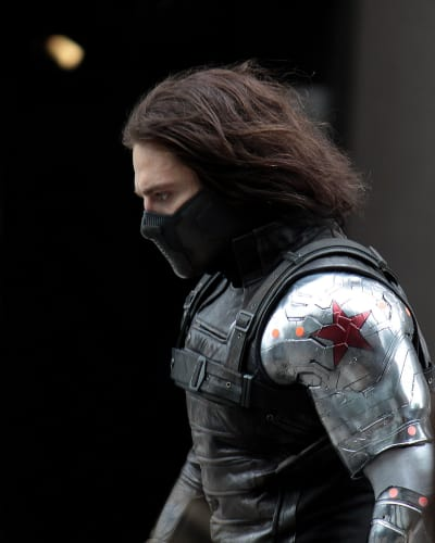 Captain America: The Winter Soldier Sebastian Stan