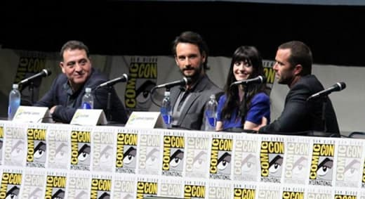 300 Rise of an Empire at Comic-Con