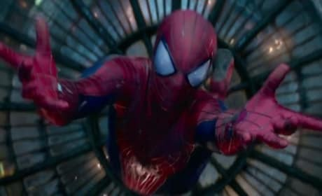 The Amazing Spider-Man 2: Super Bowl Trailer Part 1