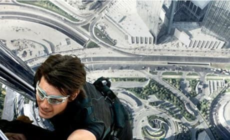 Mission Impossible: Ghost Protocol IMAX Poster Premieres