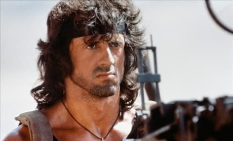 Sylvester Stallone Making Another Rambo: Will Be The Last!