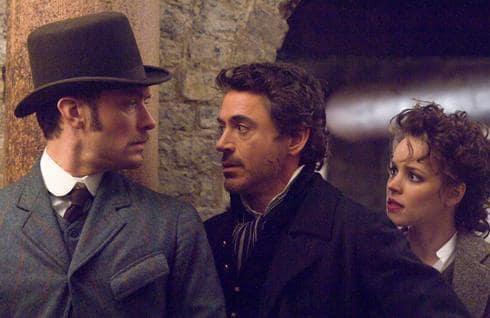 Sherlock Holmes Preview