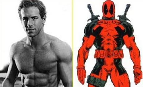 Ryan Reynolds, Taylor Kitsch Cast in X-Men Origins: Wolverine