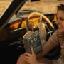 On the Road Kristen Stewart