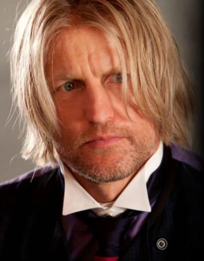 Woody Harrelson is Haymitch