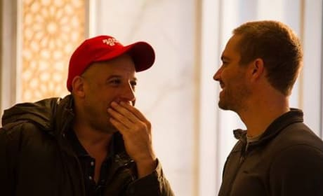 Vin Diesel Reacts to Paul Walker Death