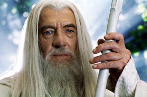 Gandalf Glows