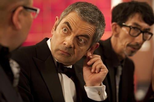 Rowan Atkinson is Johnny English Reborn