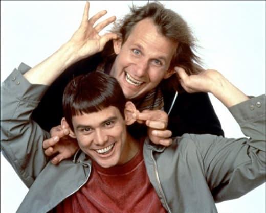 Dumb and Dumber Jim Carrey Jeff Daniels