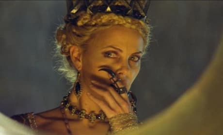 Snow White and the Huntsman: Charlize Theron Nails It