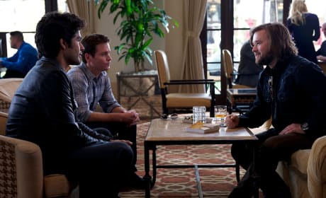 Entourage Adrian Grenier Kevin  Connolly Haley Joel Osment