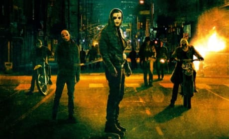 The Purge Anarchy Review: Violence as Vindication