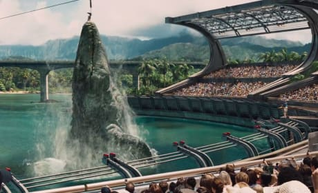 Jurassic World Park Photo