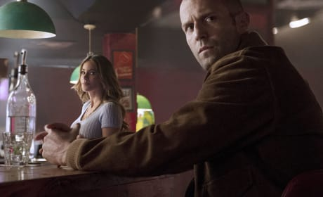 Wild Card Jason Statham Hope Davis