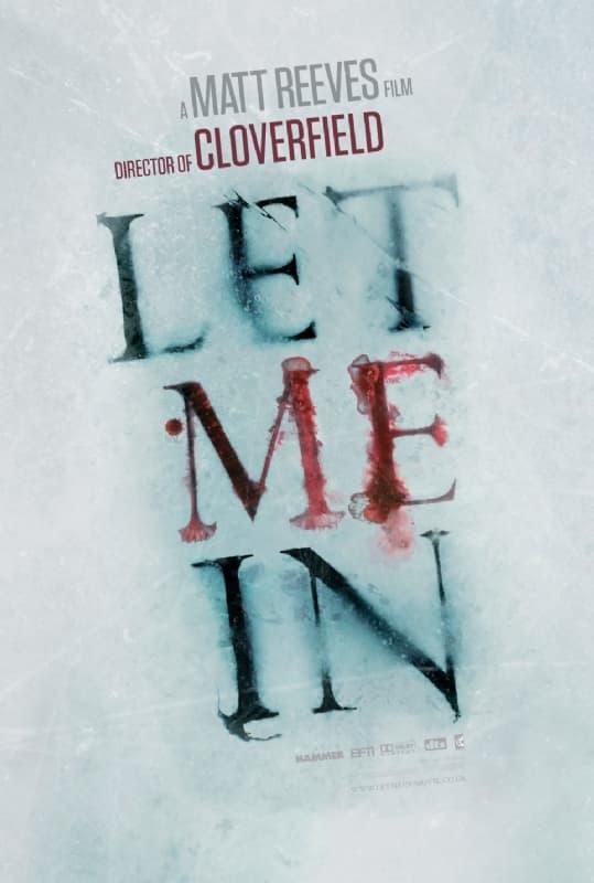 Let Me In Teaser Poster