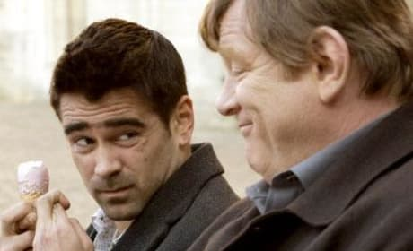 Colin Farrell Discusses In Bruges