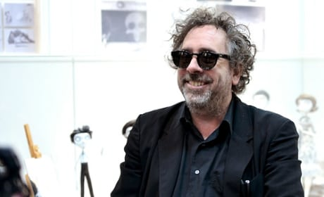 Frankenweenie Interview: Tim Burton Loves Comic-Con