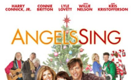 Angels Sing Poster
