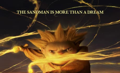Sandman Rise of the Guardians