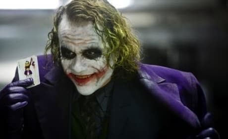 A New Joker for The Dark Knight Sequel?
