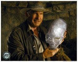 The Crystal Skull!