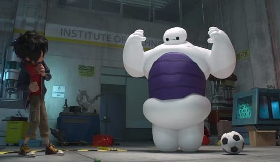 Big Hero 6 Hiro Robot