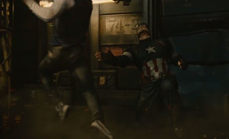 Avengers Age of Ultron Captain America Quicksilver