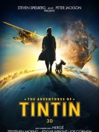Adventure of Tintin Poster