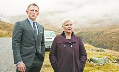 Skyfall Back On Top: Weekend Box Office Report