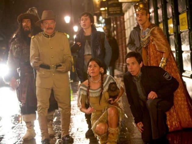 Night at the Museum: Secret of the Tomb Ben Stiller Robin Williams
