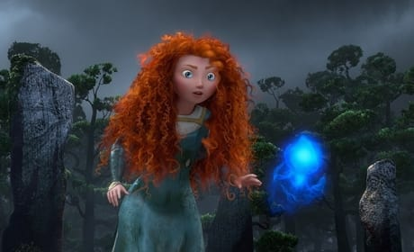Kelly MacDonald Stars in Brave