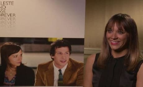 Celeste and Jesse Forever Exclusive: Rashida Jones on Writing Next Role