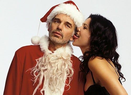 Billy Bob Thornton Lauren Graham Bad Santa